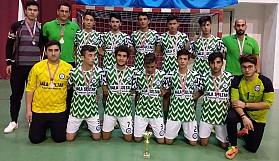 Futsalın şampiyonu LTL