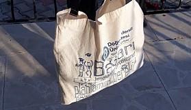 Bez çantayla alışveriş desteklenmeli