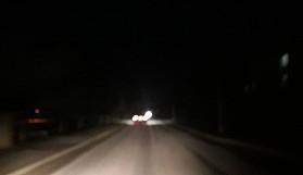 Zifiri karanlıkta yolculuk