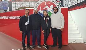 Atletlerimiz Türkiye'de başarıya koştu