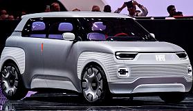Fiat'tan 120'nci yıla özel konsept