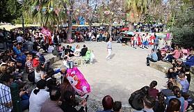 Emekçi Kadınlar Panayırı Girne'de yapıldı