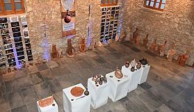Vounus eserleri Girne'de sergileniyor