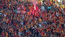 Galatasaray 22. Şampiyonluğu kutladı
