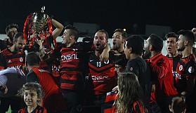 Hamitköy'ün, Süper Lig hasreti bitti