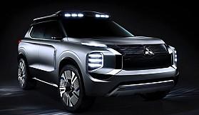 Mitsubishi'den yeni bir hibrit SUV