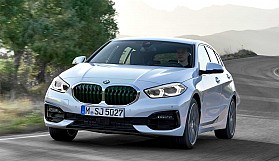 Yeni nesil BMW 1 Serisi görücüye çıktı