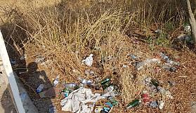 Durak mı yoksa çöplük mü anlamak zor