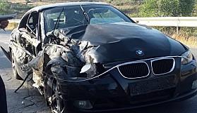 Yine kaza: 6 yaralı