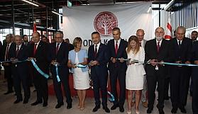 ODTÜ Kalkanlı Teknoloji Vadisi' hizmete açıldı