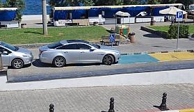 Jaguar sahibi abimizin suçu yok, araba uzun