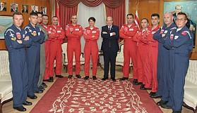 Türk Yıldızları KKTC'de
