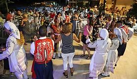Buram buram Kıbrıs Gecesi