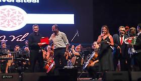 DAÜ 40. Yılını görkemli konserle kutladı