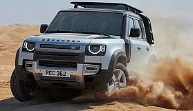 Land Rover Defender'in yeni jenerasyonu heyecanlandırdı
