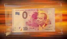 Dr. Küçük anı parası tanıtıldı