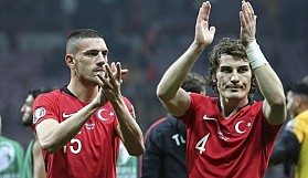Türkiye savunmasıyla tarihe geçti