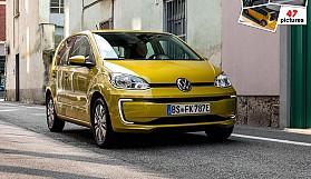 Volkswagen'in elektrikli küçük devi e-up