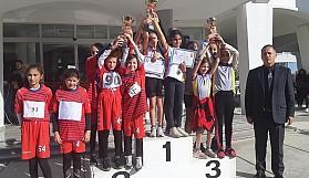 27 Aralık Atatürk Koşuları yapıldı