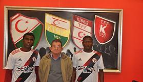 Hamitköy'de, Kone ve Camara imzaladı