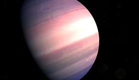 NASA'daki stajının üçüncü gününde gezegen keşfetti