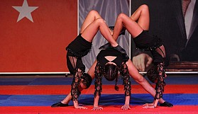Cimnastikte bir ilk daha yaşanacak