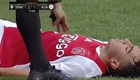 Ajaxlı futbolcu, 2 yıl 9 ay sonra komadan çıktı