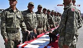 GKK'da asker alımı ve seferberlikler ertelendi