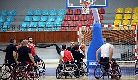 Milletvekilleri, Tekerlekli Sandalye Basketbol Takımı ile empati maçında buluştu
