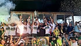 10. Şampiyonluk Canbulat'ta geldi