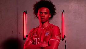 Leroy Sane resmen Bayern Münih'te