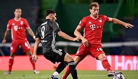Finalin adı: PSG -Bayern Münih