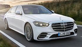 Yeni Mercedes-Benz S-Serisi görücüye çıktı