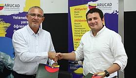 ARUCAD, Anka'nın isim sponsoru oldu