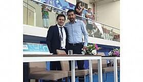 Türkiye'den, Cimnastik Fedarasyonuna büyük katkı