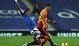 Galatasaray da  Avrupa'ya veda etti