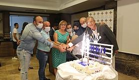 Merit Lefkoşa Hotel 12 hizmet yılını  personeliyle kutladı