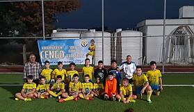 CENGO Turnuvasında şampiyon Cengo'nun arkadaşları
