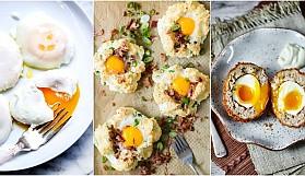 Yumurtayla yapabileceğiniz 10 muhteşem tarif