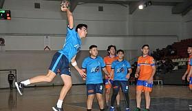Hentbol U18 Ligleri'nde ilk hafta tamamlandı