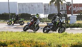 Motorcular yarış takvimini bekliyorlar