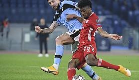 Bayern Munih, İtalya'da coştu