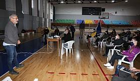 Basketbol Federasyonu hakem eğitimlerini başlattı