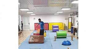 Cimnastik antrenmanları sıkı önlemlerle başlayacak