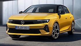 Yeni Opel Astra'nın örtüsü kalktı