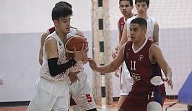 Basketbolda, U15 ve U20 ligleri başlıyor