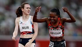 Kenyalı atlet 33 yıllık rekoru kırdı