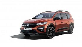 Dacia Jogger yüzünü gösterdi