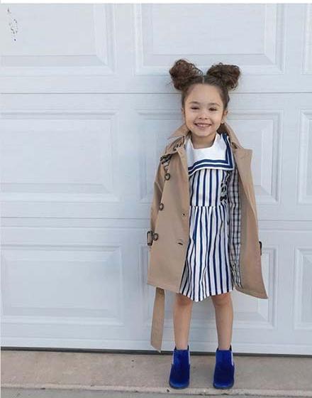 2018'in kız çocuk moda trendleri