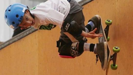 Brezilya'da 11 yaşındaki bir çocuk dünya rekoru kırdı
